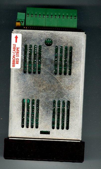 Anafaze multichannel temperature controller case red arrow