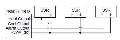 anafaze multichannel controller driving ssr schematic diagram solid state relay circuit solid state relay circuit solid state relay circuit solid state relay circuit