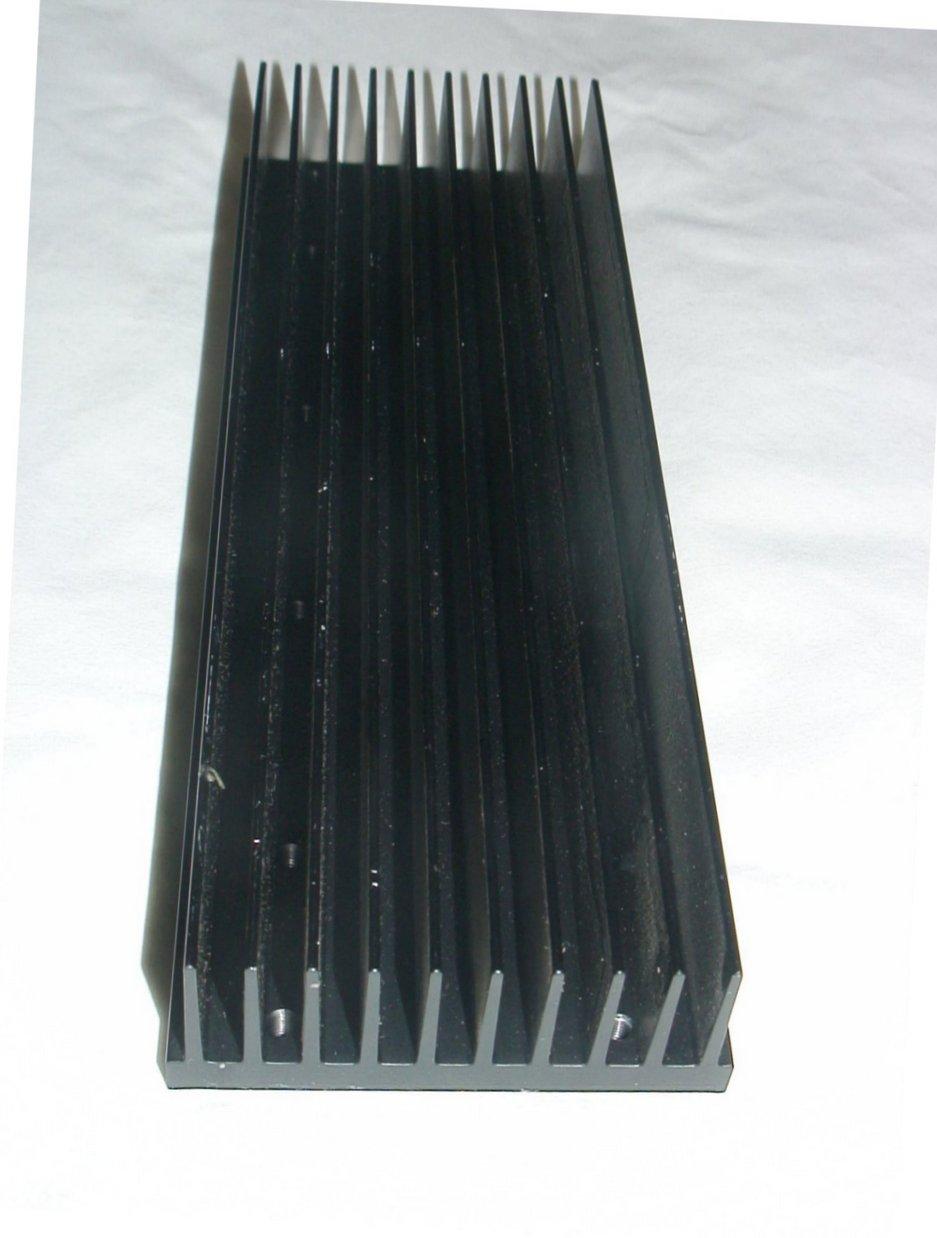 Solid State Relay Heat Sink Aluminum 4 SSR Mount holes Arizona Phoenix