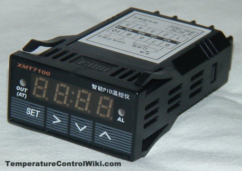 xmt7100 pid temperature controller