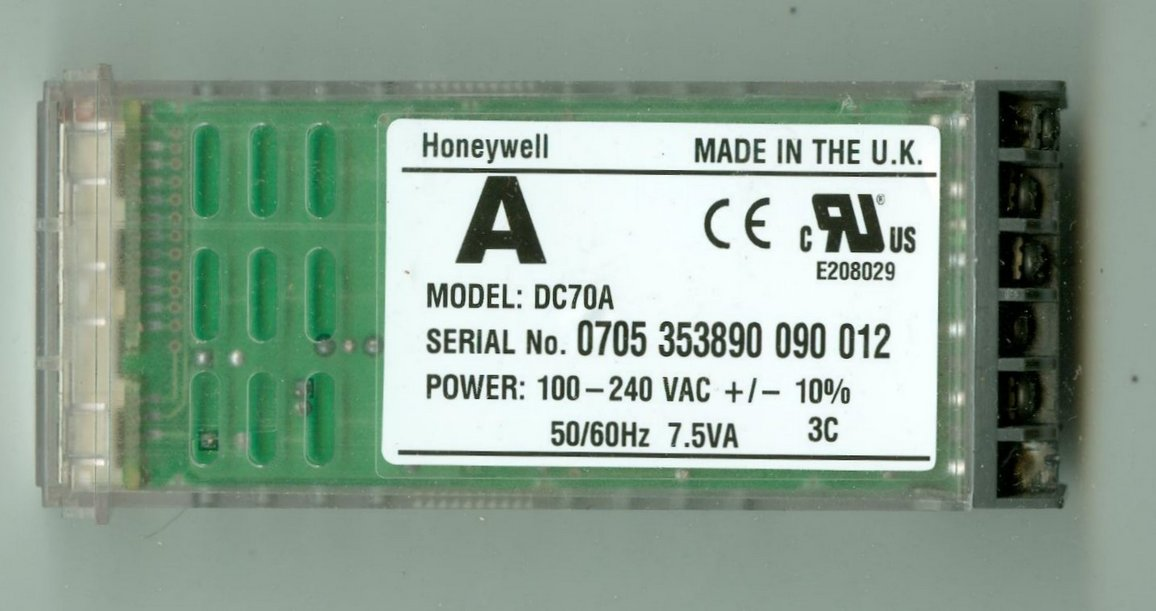 Honeywell DC70A documentation Arizona Phoenix
