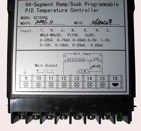 XMT63 Set64rs  JLD634 PT 238 Temperature Controller Ramp Soak 64 Profile Steps Arizona Phoenix