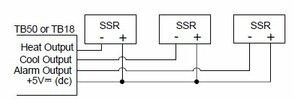 Anafaze Temperature Controller Output Wiring Header Pin Version Arizona Phoenix